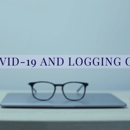 COVID-19 and Logging Off